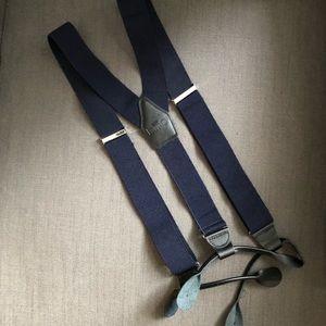 🦩2/$20 Black suspenders